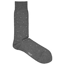 Buy Reiss Mario Knit Socks, One Size Online at johnlewis.com