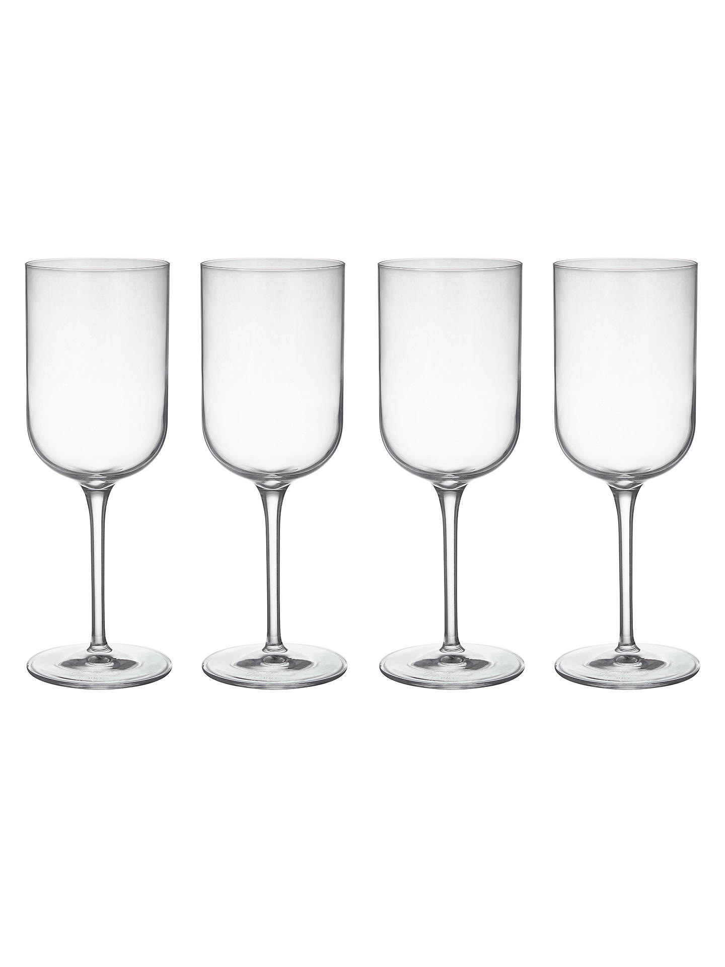 Buy John Lewis Sublime Red Wine Glass, Clear, 400ml, Set of 4 Online at johnlewis.com