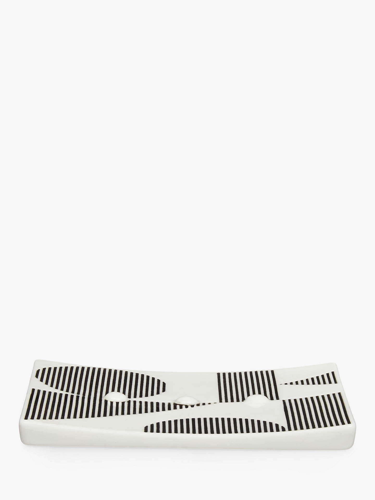 Buy PATTERNITY + John Lewis Soap Dish, Multi Online at johnlewis.com