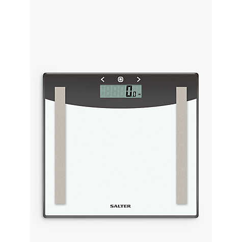 Salter Gl Body Yser Bathroom Scale At Johnlewis With Scales