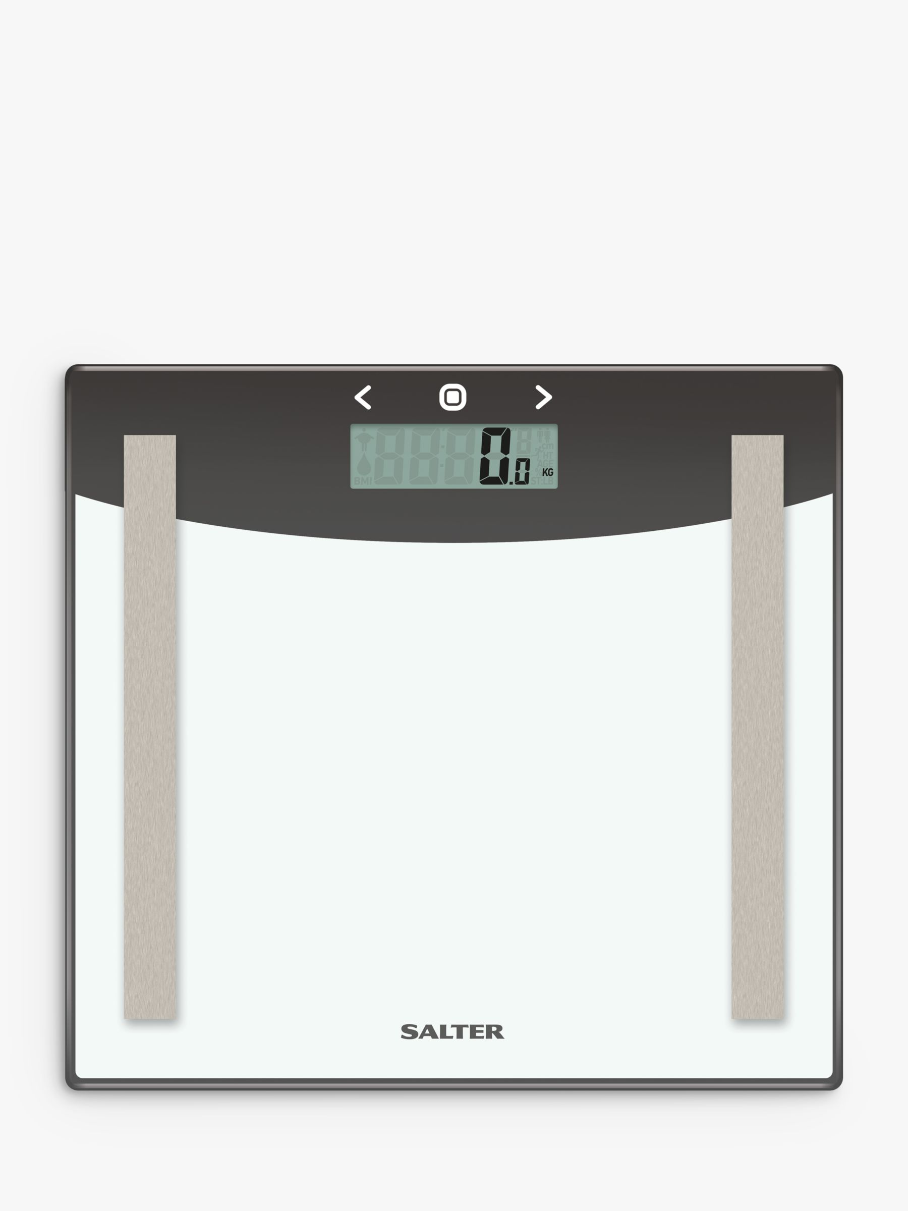 Salter Salter Glass Body Analyser Bathroom Scale