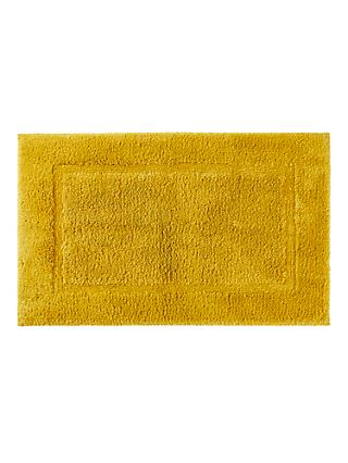 John Lewis & Partners Deep Pile Bath Mat with Microfresh Technology, 50 x 80cm