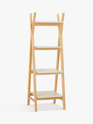 House By John Lewis Anton Narrow Shelving Unit
