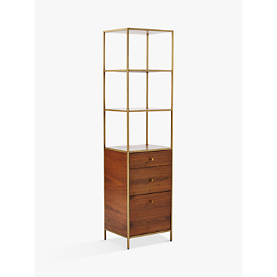 west elm Nook Tower Storage Bookshelf