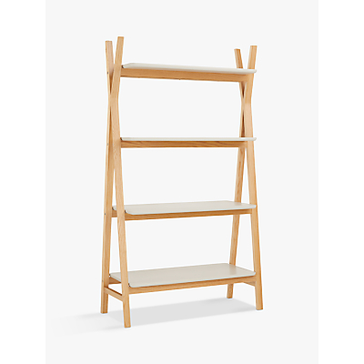 House by John Lewis Anton Wide Shelving Unit