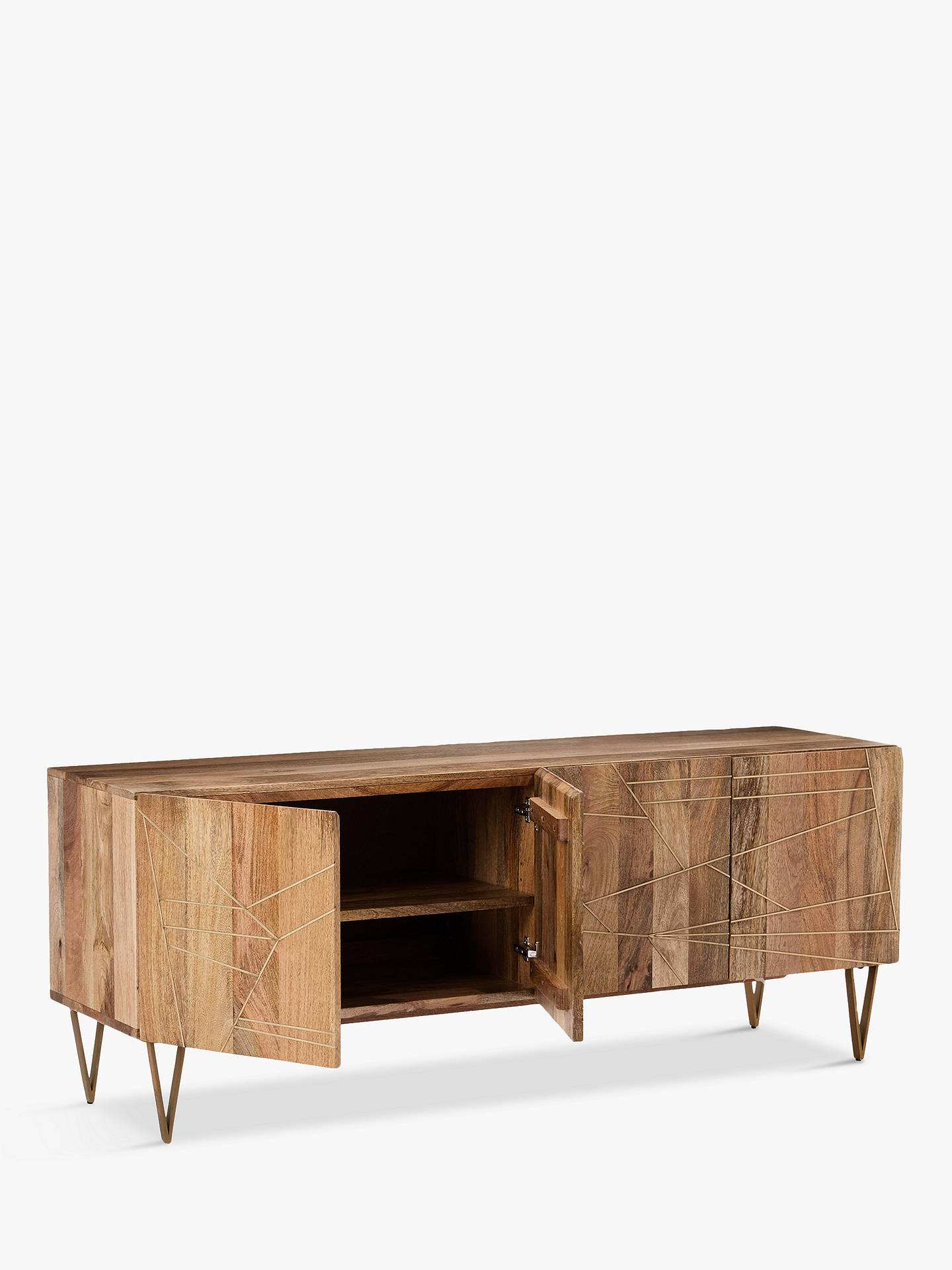 Roar Rabbit For West Elm Geo Console Table At John Lewis