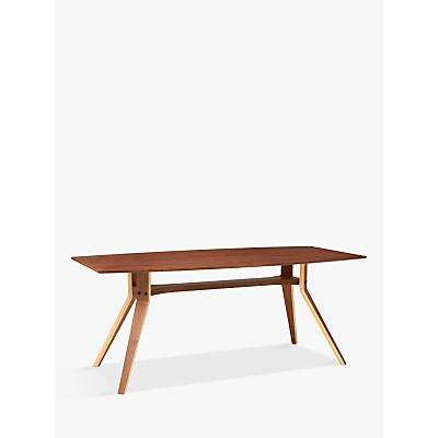 John Lewis & Partners Radar 8 Seater Dining Table, Walnut