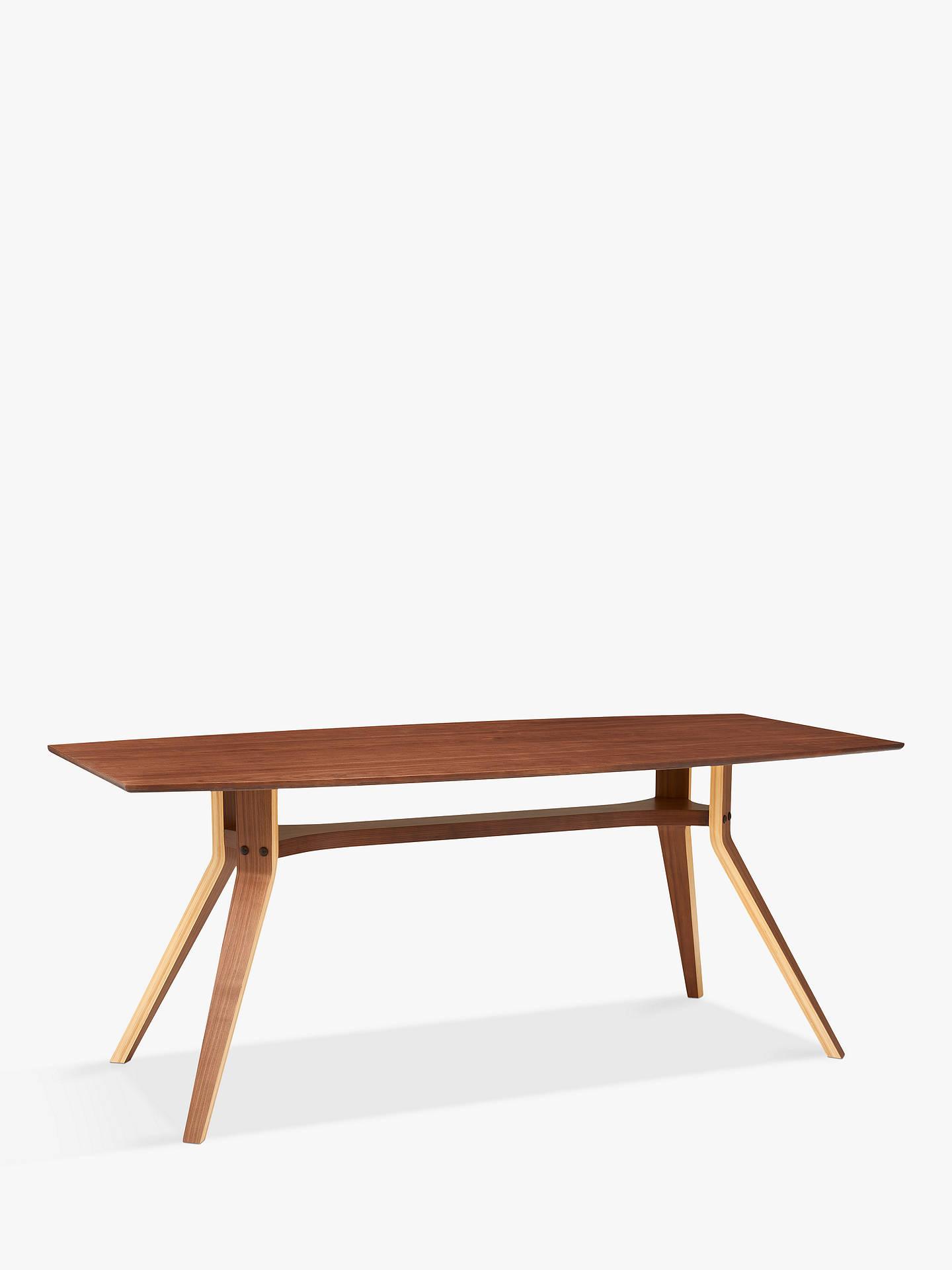 Wondrous John Lewis Partners Radar 8 Seater Dining Table Walnut Creativecarmelina Interior Chair Design Creativecarmelinacom