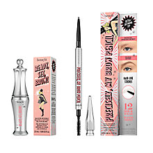 Buy Benefit Precisely, My Brow Pencil 05 Deep with Ready, Set, Brow! Gift Online at johnlewis.com