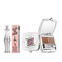 Buy Benefit Brow Zings Eyebrow Shaping Kit 04 Medium with Ready, Set, Brow! Gift Online at johnlewis.com