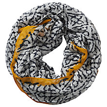 Buy Betty Barclay Printed Snood, Cream/Multi Online at johnlewis.com
