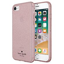 Buy kate spade new york Flex Glitter Case for iPhone 7 and iPhone 8 Online at johnlewis.com