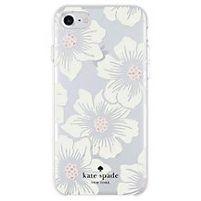 Buy kate spade new york Holly Floral Case for iPhone 7 and iPhone 8 Online at johnlewis.com
