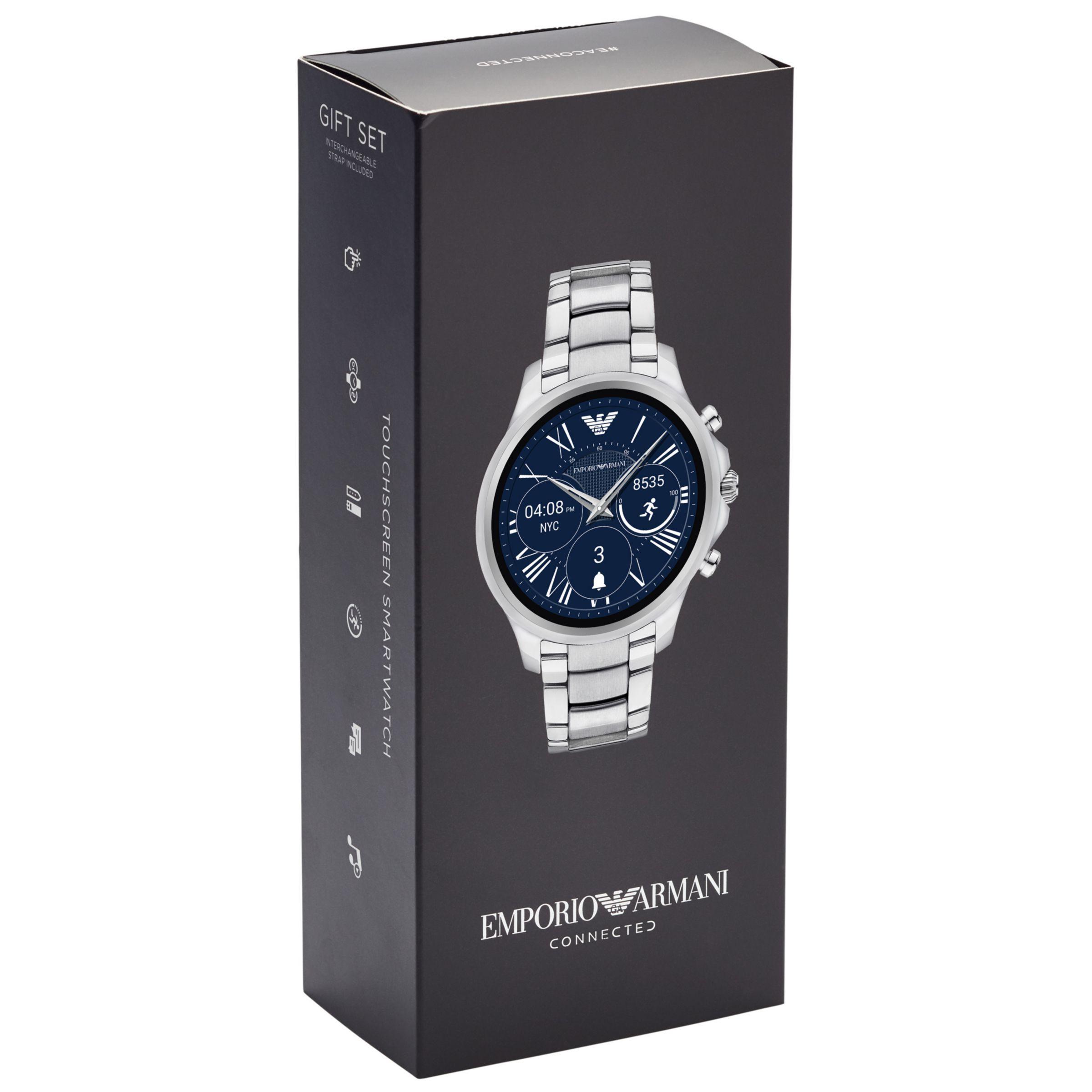 armani smartwatch art5000