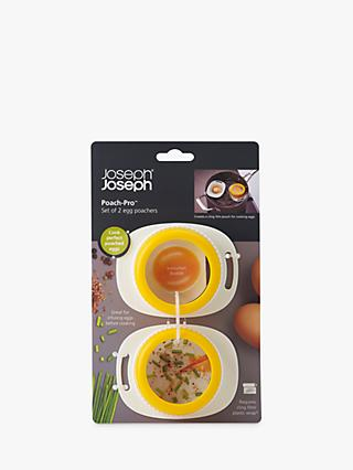 Joseph Joseph Poach-Pro Egg Poachers, Set of 2