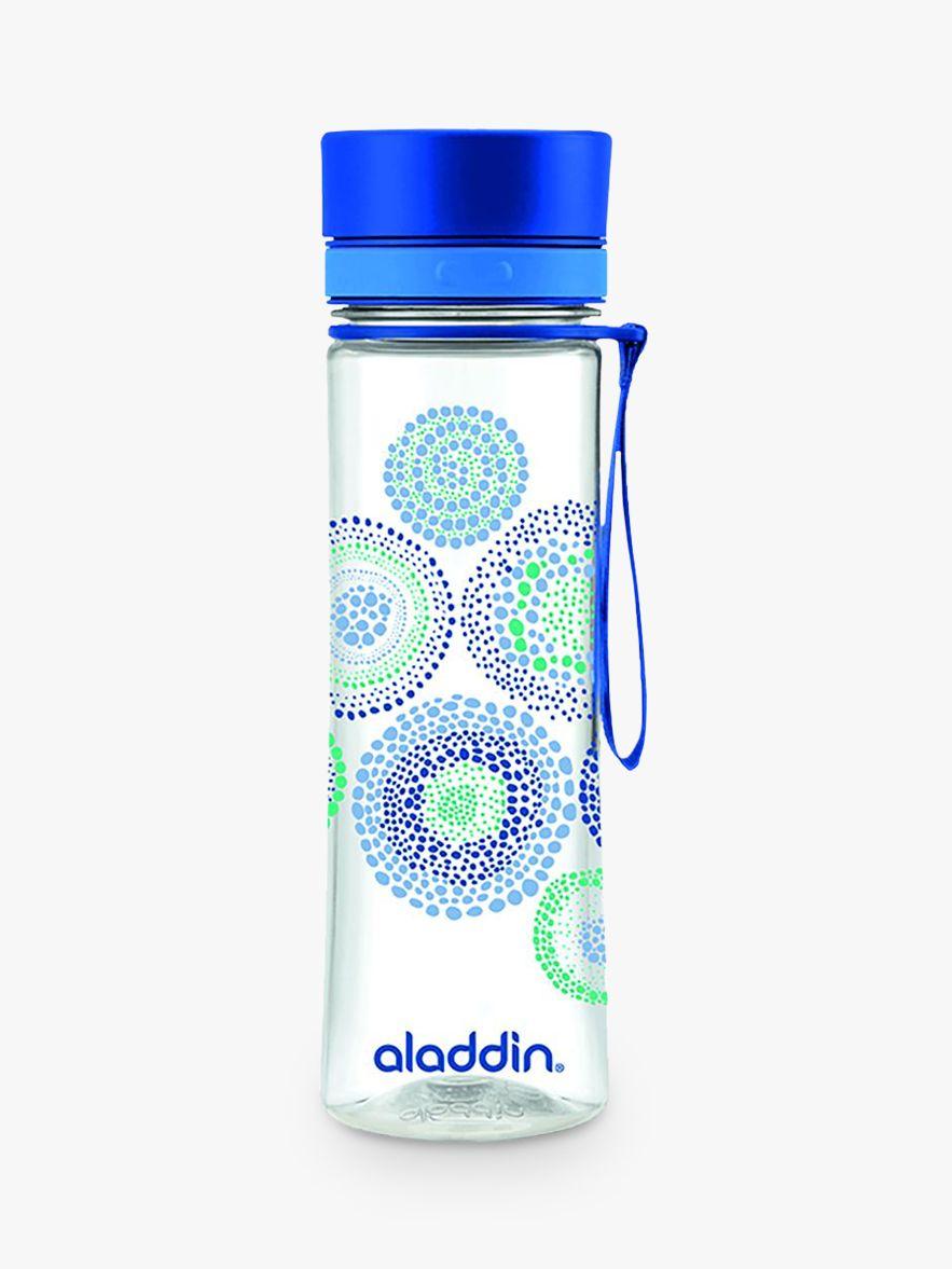 Aladdin Aladdin Aveo Spot Print Water Bottle, 600ml, Blue