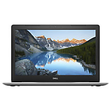 "Buy Dell Inspiron 15 5570 Laptop, Intel Core i5, 8GB RAM, 256GB SSD, 15.6"", Full HD, Silver Online at johnlewis.com"