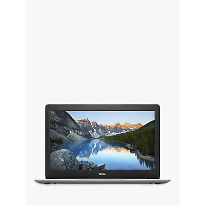 "Image of Dell Inspiron 15 5570 Laptop, Intel Core i7, 8GB RAM, 256GB SSD, 15.6"", Full HD, Silver"