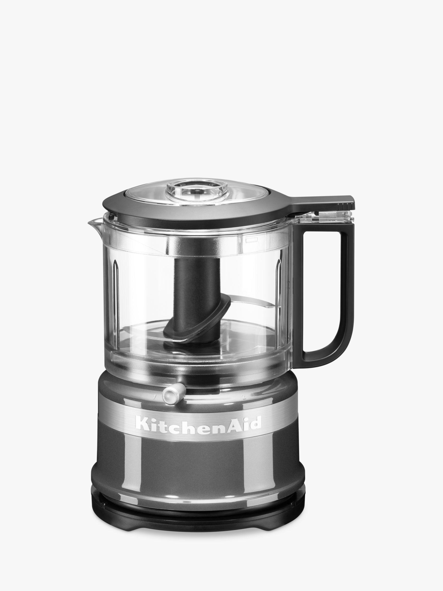 KitchenAid Mini Food Processor, Silver