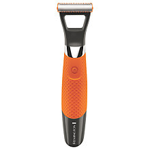 Buy Remington MB050 Durablade Wet and Dry Shaver, Orange Online at johnlewis.com