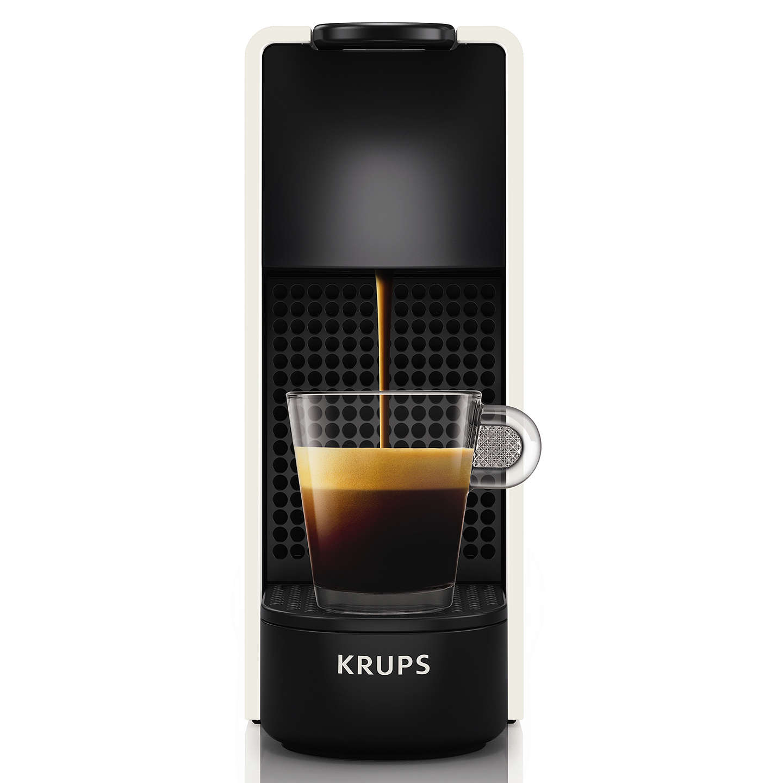 nespresso essenza mini intense coffee machine by krups. Black Bedroom Furniture Sets. Home Design Ideas