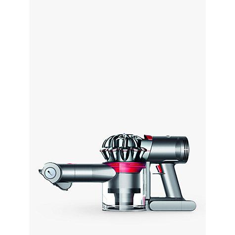buy dyson v7 trigger handheld vacuum cleaner john lewis. Black Bedroom Furniture Sets. Home Design Ideas