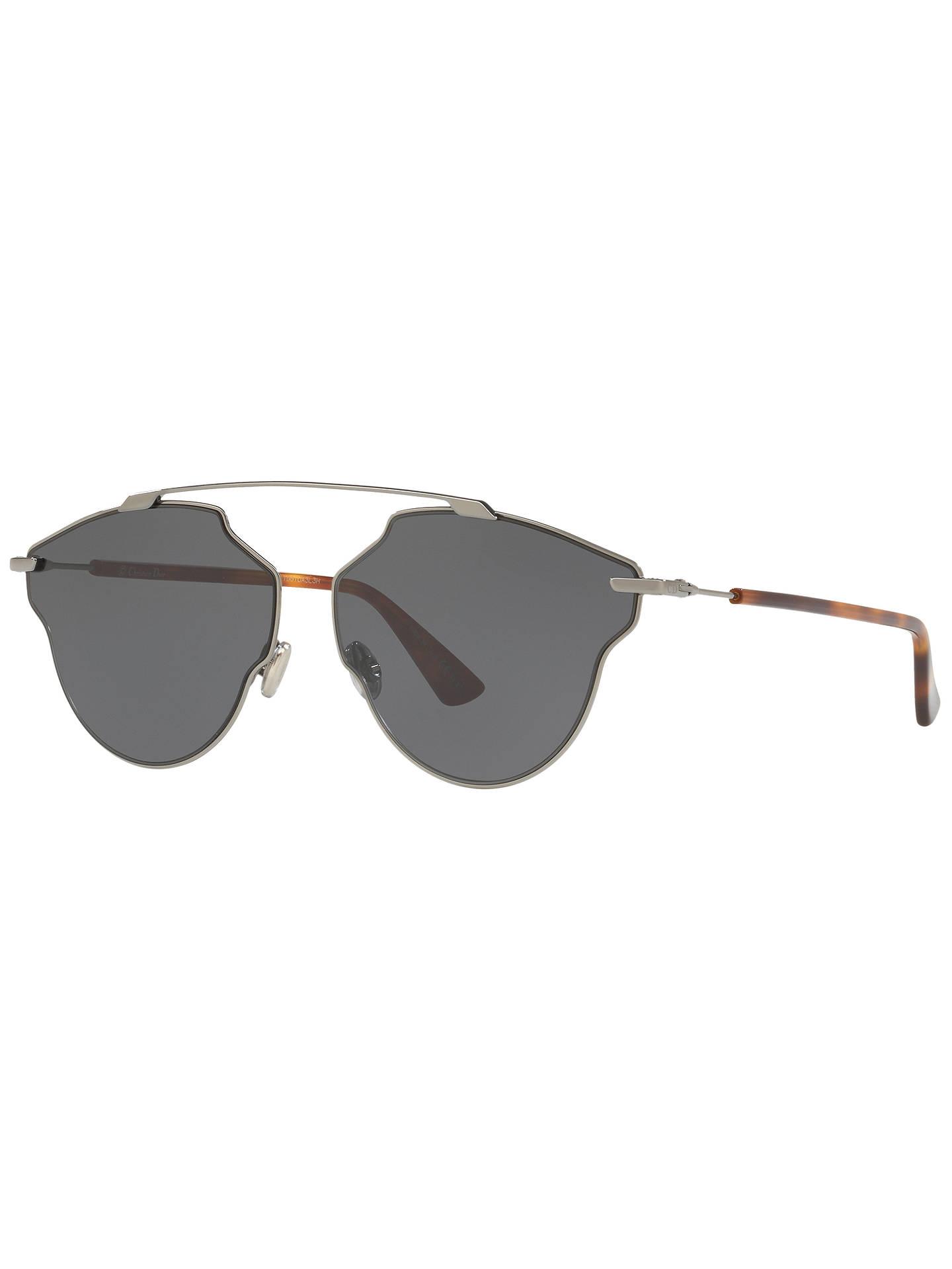 e82d330547 Dior DiorSoRealPop Aviator Sunglasses at John Lewis   Partners
