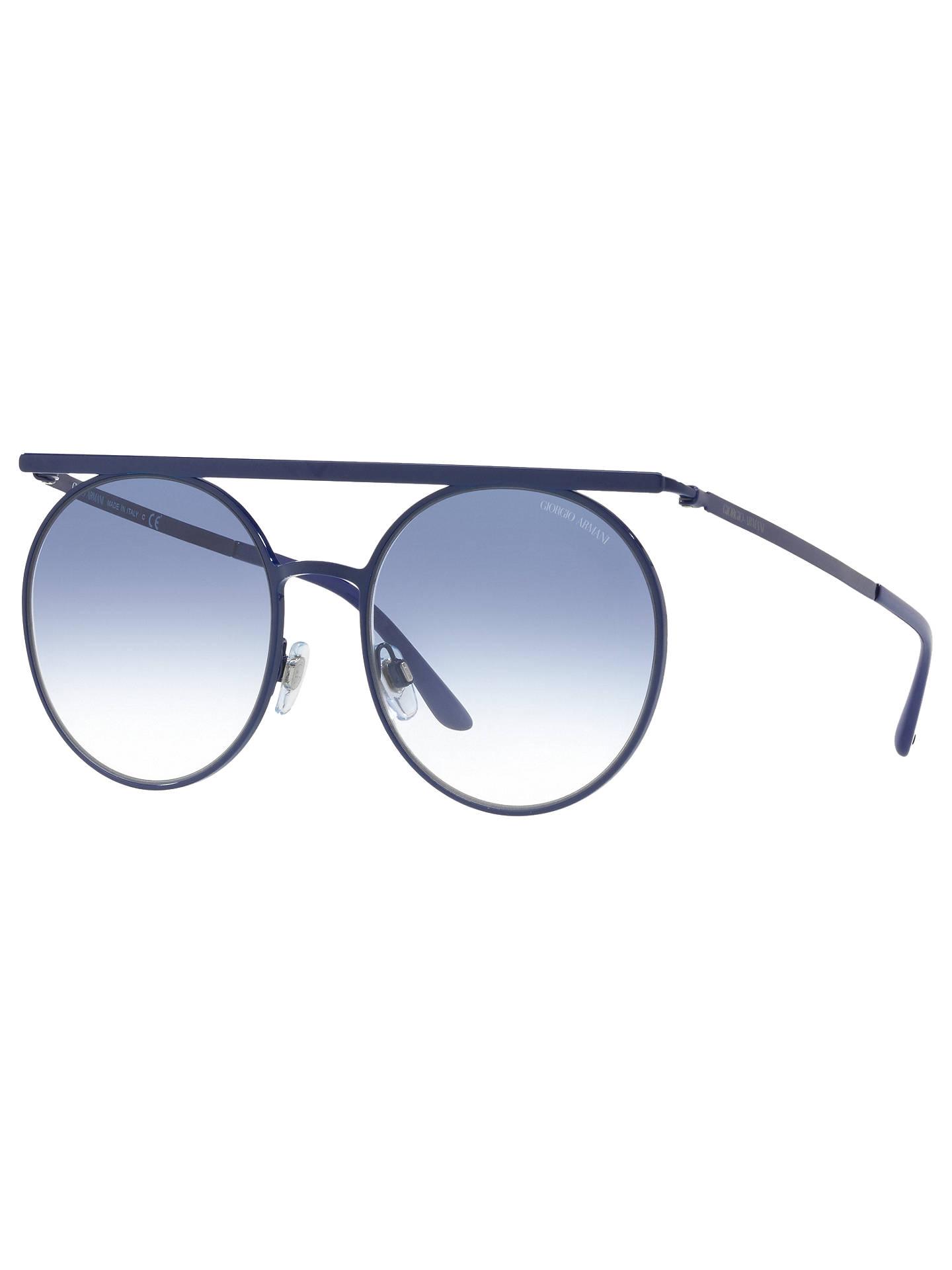 30154be08709 Buy Giorgio Armani AR6069 Round Sunglasses