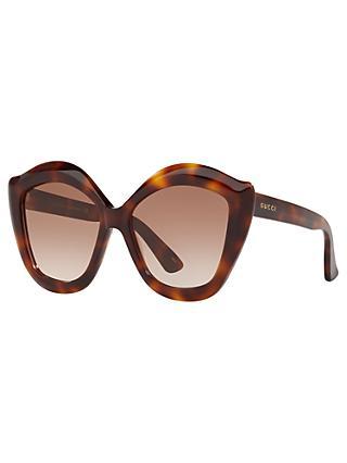 9d62fe29751bf Gucci GG0117S Cat s Eye Sunglasses