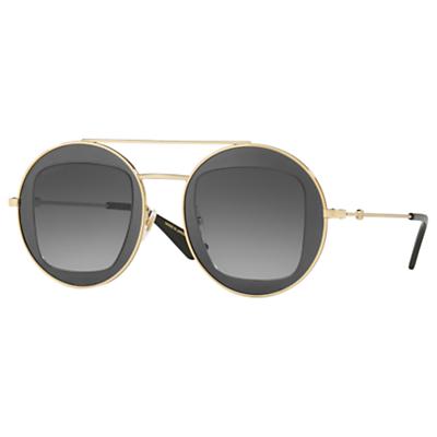 Gucci GG0105S Round Sunglasses