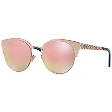 Buy Christian Dior DioramaMini Cat's Eye Sunglasses Online at johnlewis.com