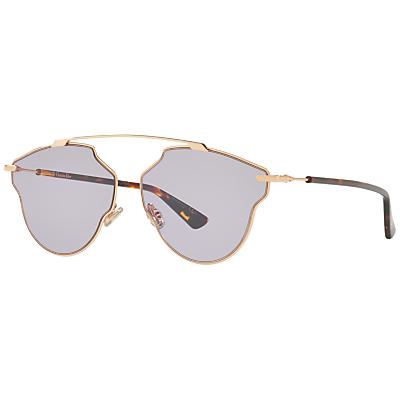 Christian Dior DiorSoRealPop Aviator Sunglasses
