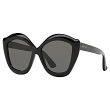 Buy Gucci GG0117S Cat's Eye Sunglasses Online at johnlewis.com