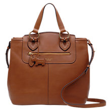 Buy Radley St Dunstan's Large Leather Grab Bag Online at johnlewis.com