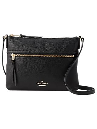 Kate Spade New York Jackson Street Gabriele Leather Cross Body Bag