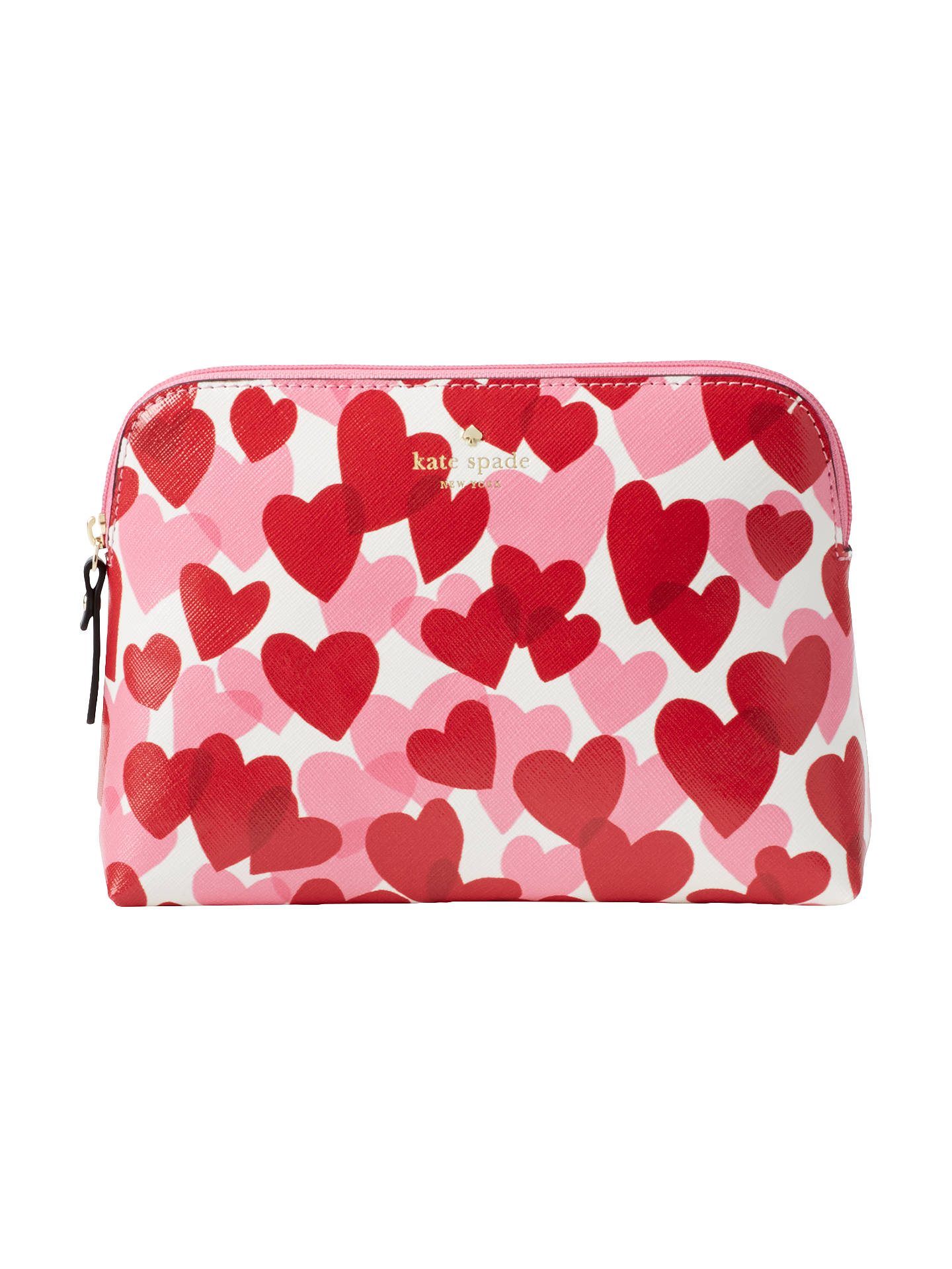 best website 0f472 eca99 kate spade new york Yours Truly Cosmetic Bag, Heart Party at John ...