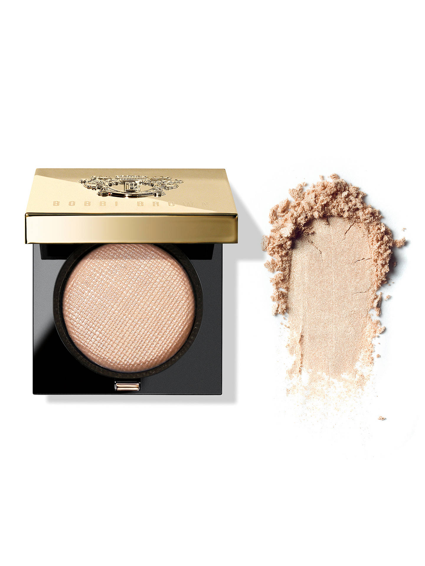 BuyBobbi Brown Luxe Eyeshadow, Rich Sparkle, Moonstone Online at johnlewis.com