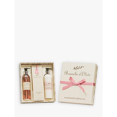 Branche d'Olive Rose Fragrance Gift Set