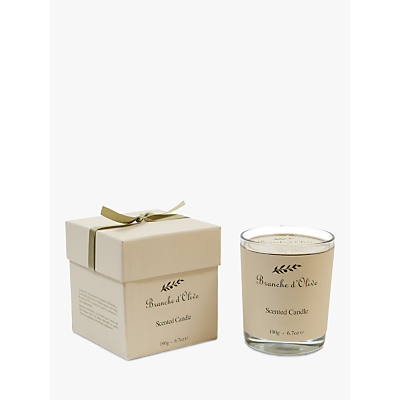 Branche d'Olive Garrigue Scented Candle