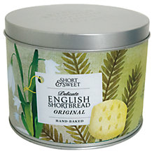 Buy Artisan Biscuits Delicate English Shortbread Gift Tin, 190g Online at johnlewis.com