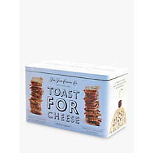 Buy The Fine Cheese Co. Toast For Cheese Tin, 375g Online at johnlewis.com