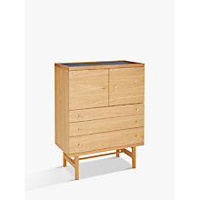 Buy Design Project by John Lewis No.004 Highboard Online at johnlewis.com