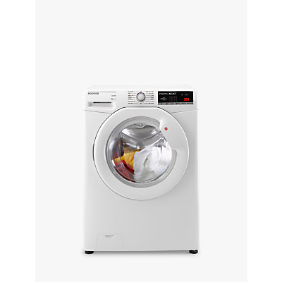 Image of Hoover DXOA1473LW3 Freestanding Washing Machine, 7kg Load, A+++ Energy Rating, 1400rpm Spin, White