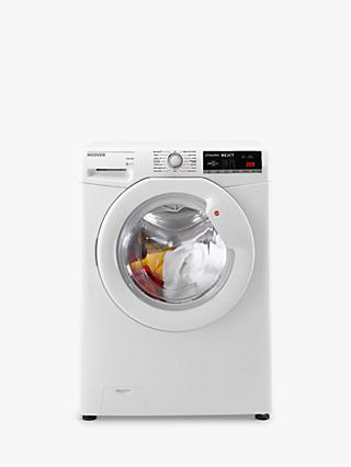 Hoover DXOA1473LW3 Freestanding Washing Machine, 7kg Load, A+++ Energy Rating, 1400rpm Spin, White