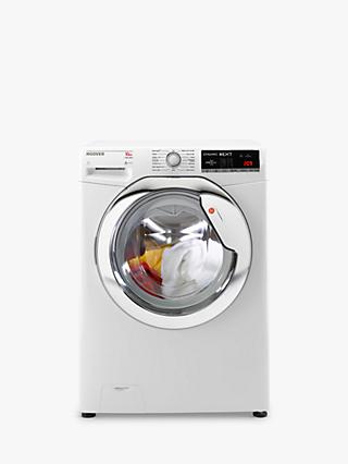 Hoover DXOA610HC3 Freestanding Washing Machine, 10kg Load, A+++ Energy Rating, 1600rpm Spin, White
