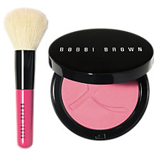 Buy Bobbi Brown Breast Cancer Awareness Blusher, Peony Online at johnlewis.com