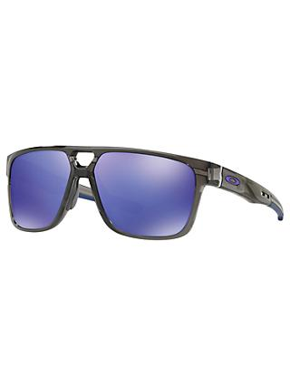 9b0610125a Oakley OO9382 Crossrange Patch Square Sunglasses