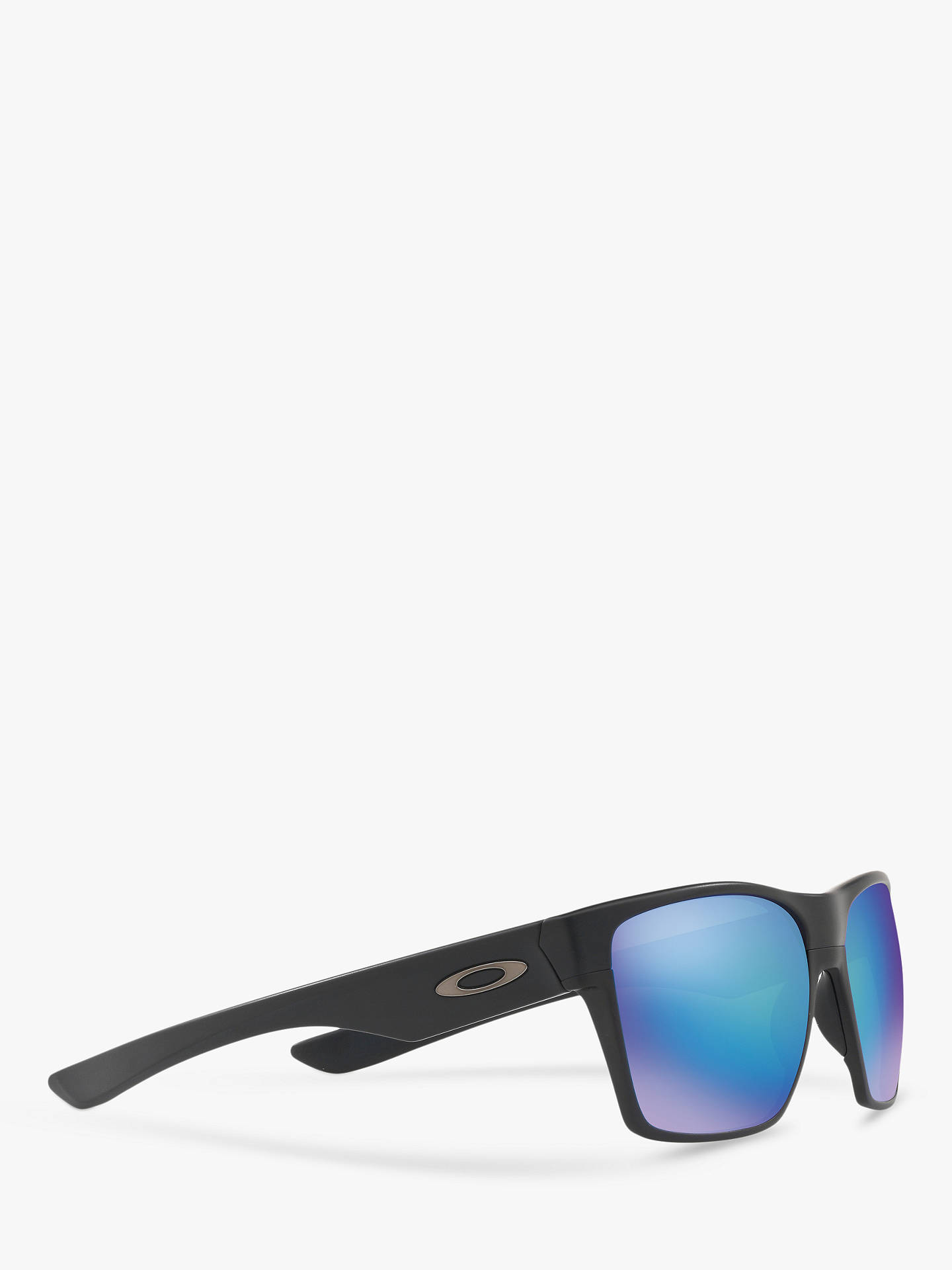 Oakley OO9350 Two Face XL Prizm Polarised Square Sunglasses at John ... ee7f057e68ece