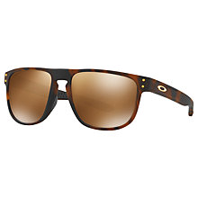 Buy Oakley OO9377 Holbrook Polarised Square Sunglasses Online at johnlewis.com