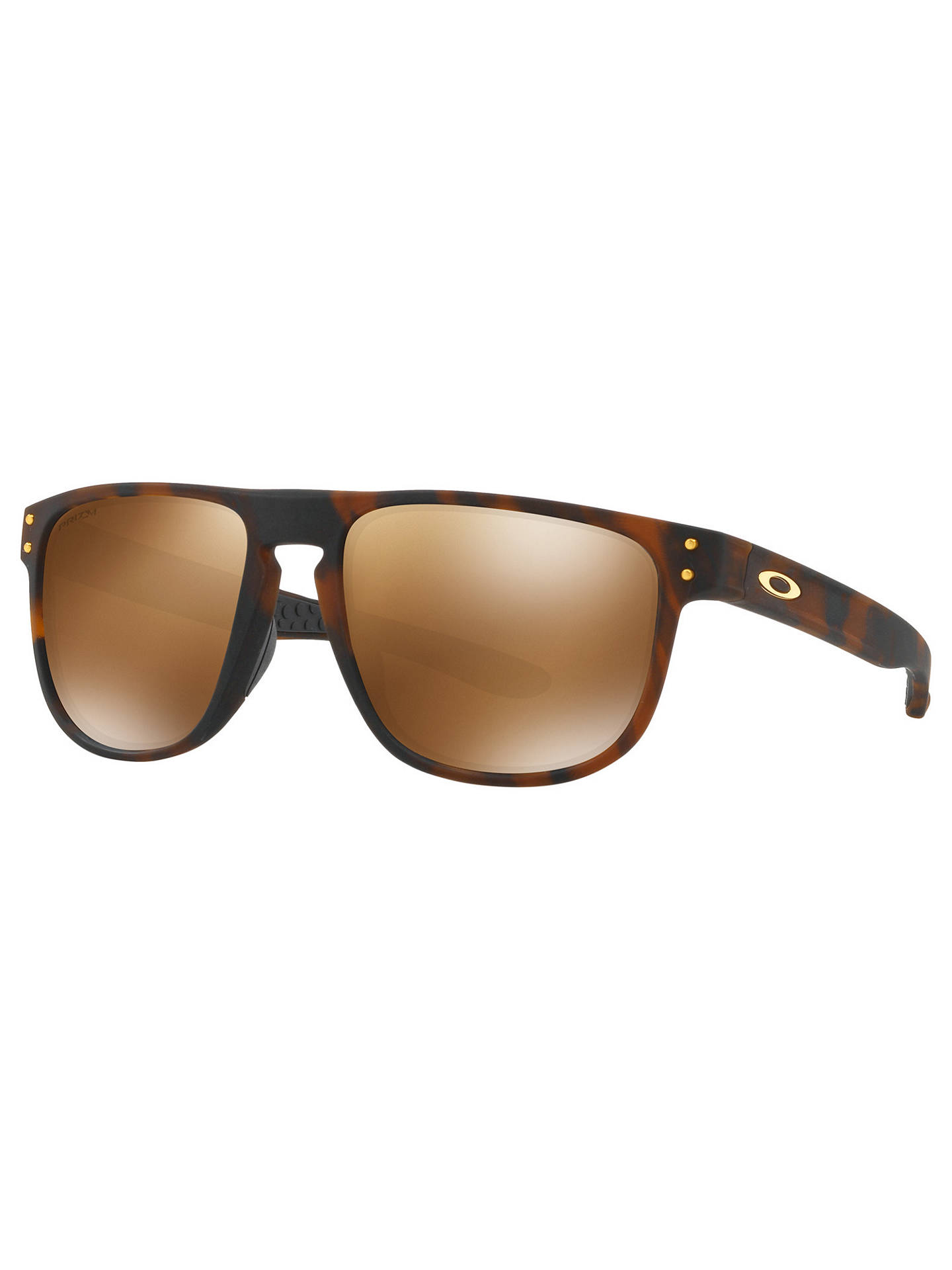 c0b8e5ca6b Oakley OO9377 Men s Holbrook Prizm Polarised Square Sunglasses at ...